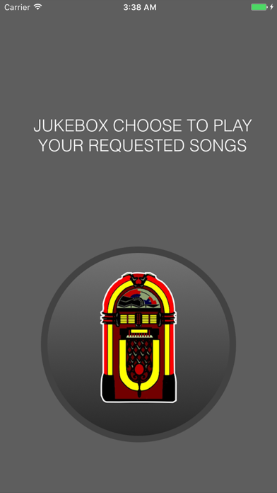 Jukebox choose to play songs screenshot two