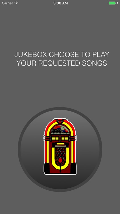 Jukebox choose to play songs