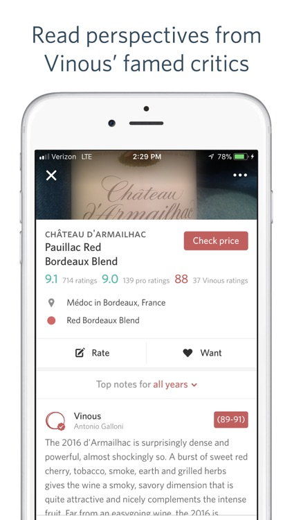 Delectable - Scan & Rate Wine screenshot-4