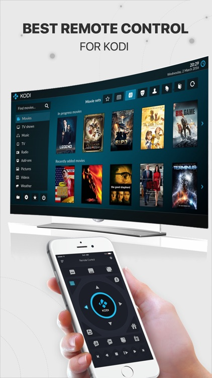 iRemote for Kodi