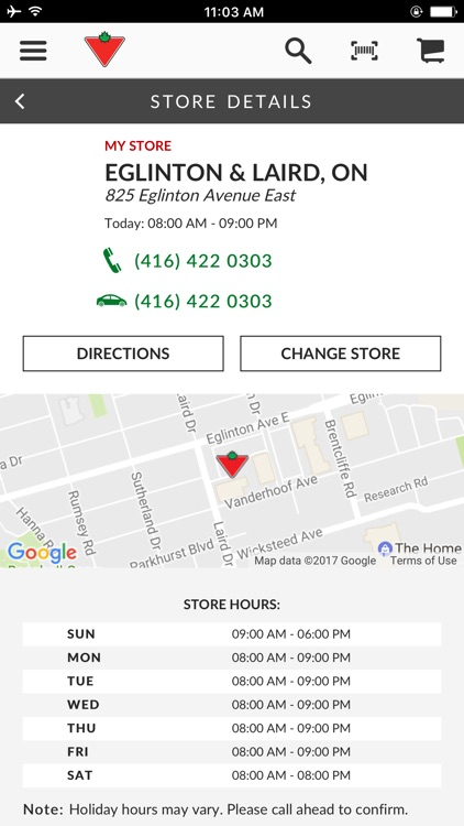 Canadian Tire Retail screenshot-5