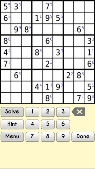 Sudoku : Premium Sudoku Puzzle screenshot 5