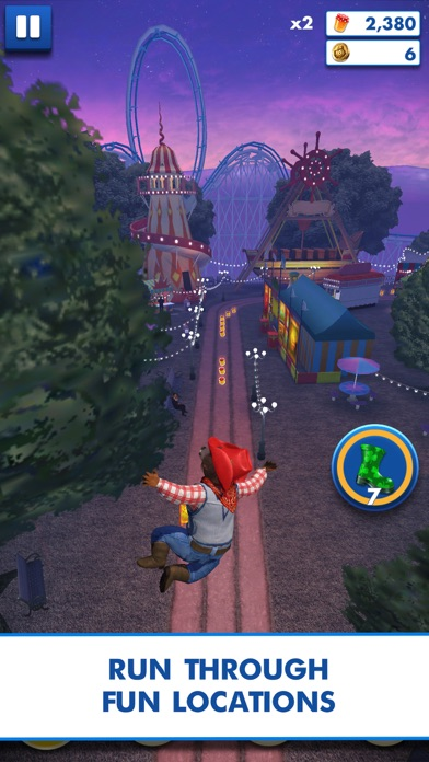 Paddington™ Run screenshot 4