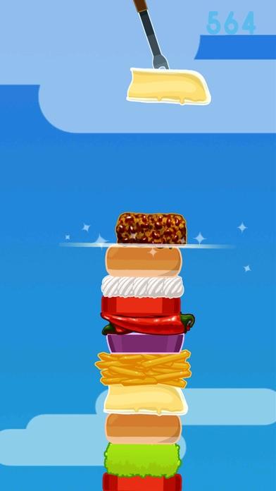Burger Blocks screenshot 2