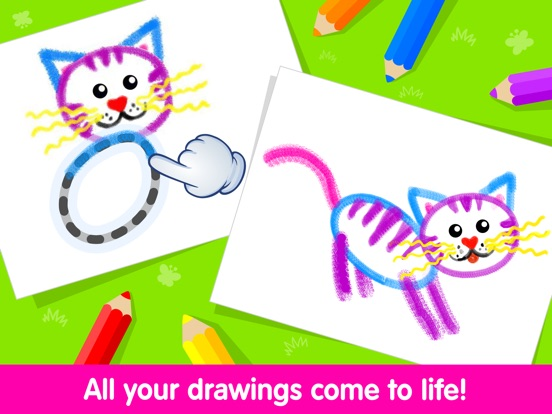Drawing Games For Toddler Kids App Price Drops