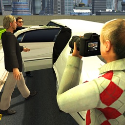 Limo Taxi Driving Adventure 3D