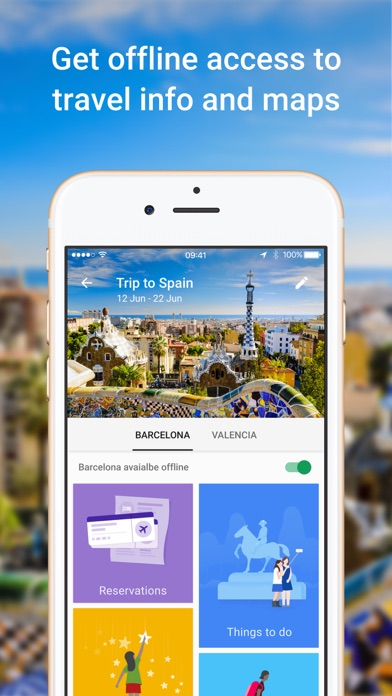 Google Trips – Plan Your Trip