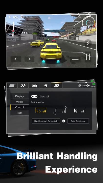 Racing Liberty screenshot-4