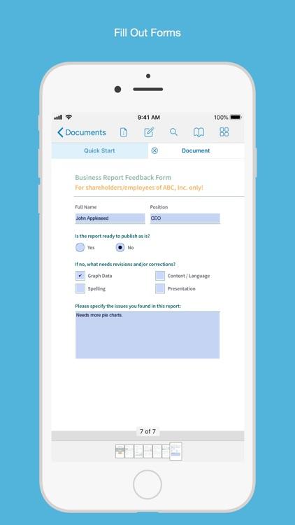 PDF Viewer by PSPDFKit