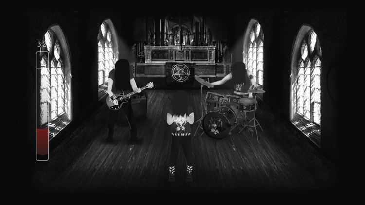 Black Metal Man 2 screenshot-5