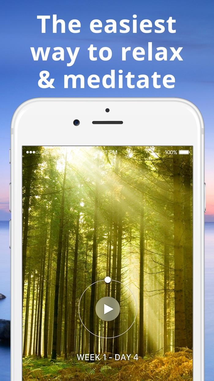 Breethe - Meditation & Music Screenshot
