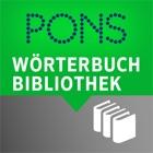 Biblioteca de diccionarios icon