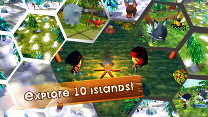 Survival Island Games - Survivor Craft Adventure Screenshot on iOS