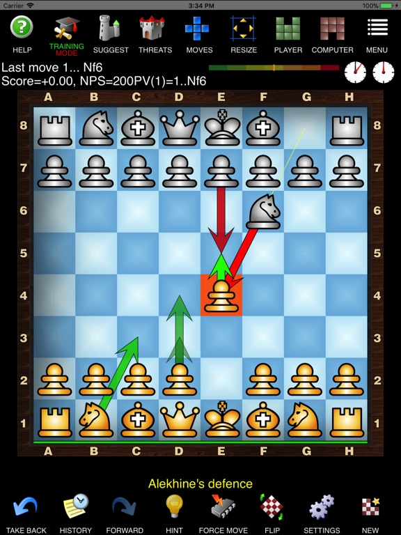 Screenshot #2 for Chess Pro - Ultimate Edition