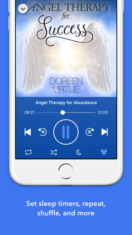 Angel Therapy for Success