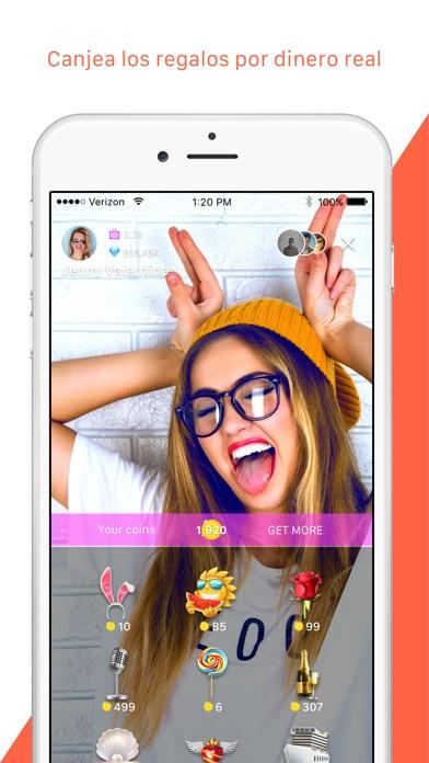 Screenshot for Tango - Live Video Broadcast in Spain App Store
