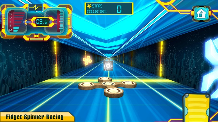 Fidget Spinner Racing screenshot-3