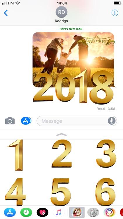 Christmas and Happy New Year screenshot-4