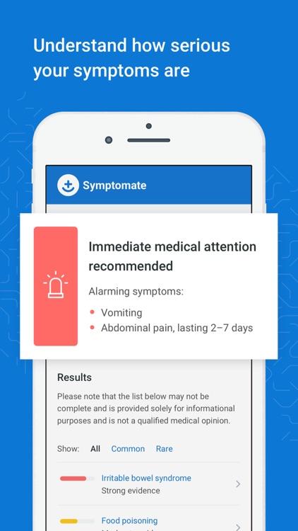 Symptomate screenshot-3