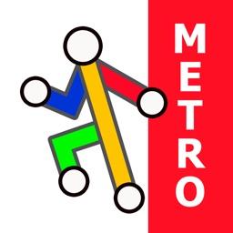 Barcelona Metro by Zuti
