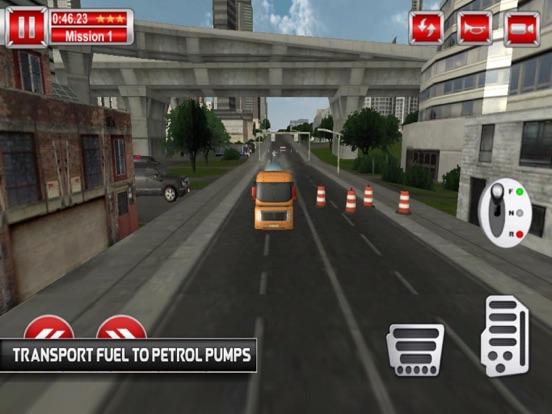 Tanks Oil Driving Mission 3D screenshot 5