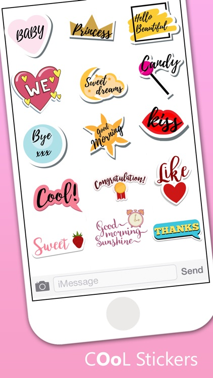Smart Stickers For iMessages