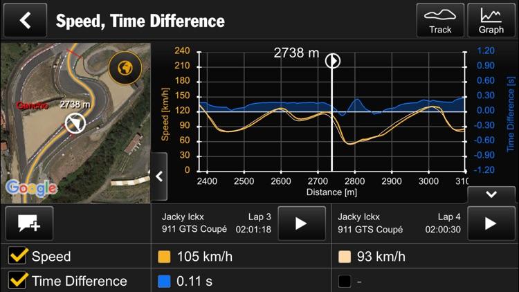 Porsche Track Precision screenshot-4