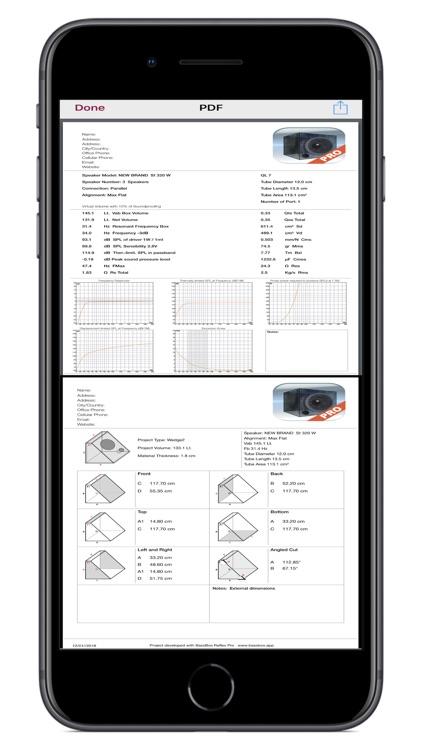 BassBox Reflex Pro screenshot-8