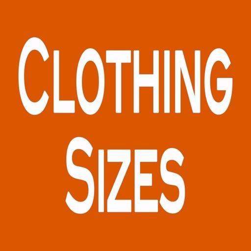 Clothing Sizes