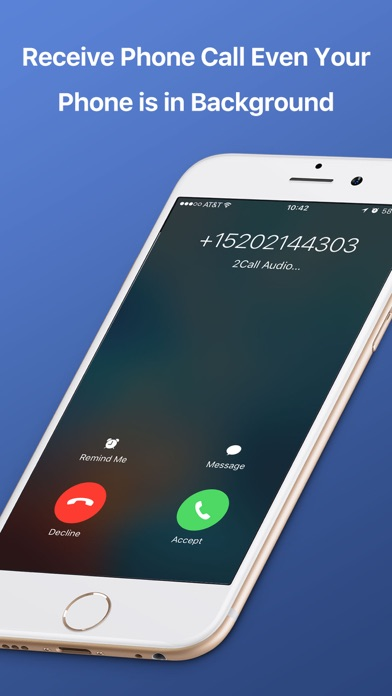 2Call - Second Phone Number app image