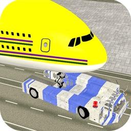 AirPlane Ground Flight Staff