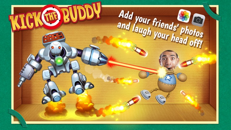 Kick the Buddy (Ad Free)