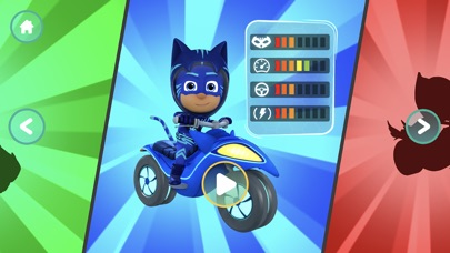 PJ Masks: Racing Heroes screenshot 1