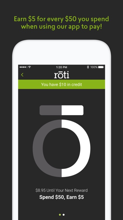 Roti screenshot-1