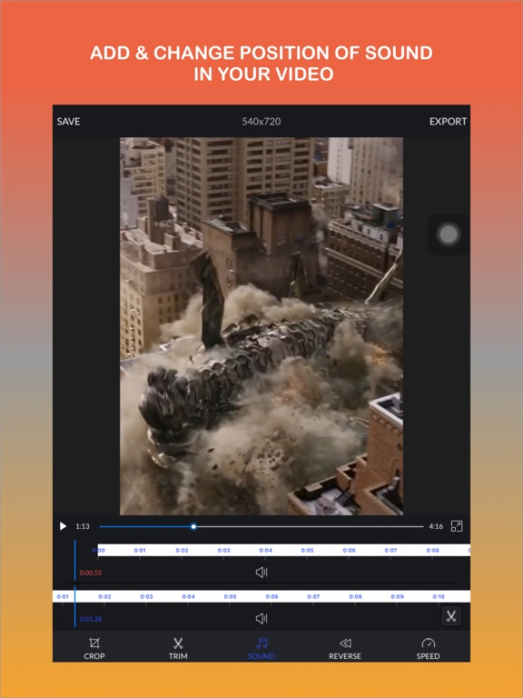 GIF Maker- Make GIF from video screenshot 8