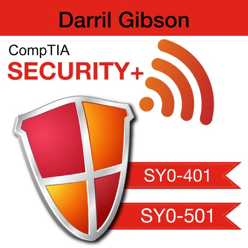 CompTIA Security+ SY0-401/501 application logo