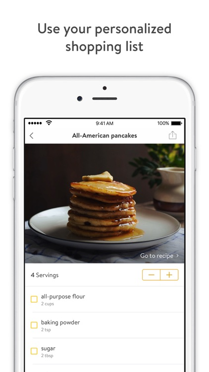 Kitchen Stories Recipes screenshot-3