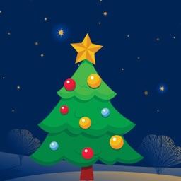 Christmas tree - Happy Xmas