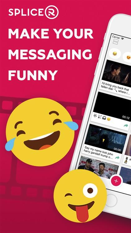Splicer: turn text to movie