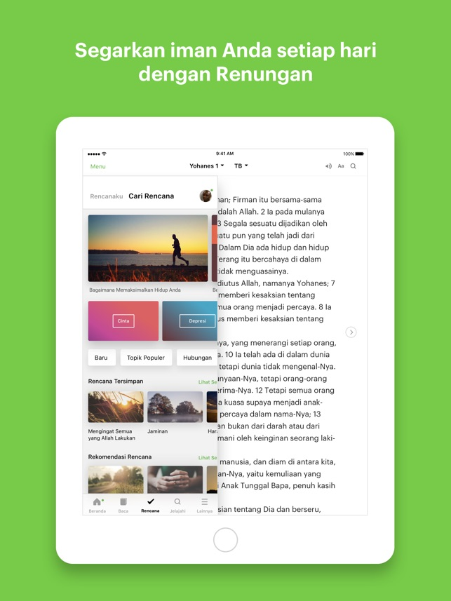 Alkitab di App Store
