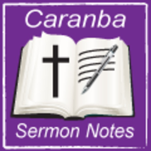 Caranba Sermon Notes