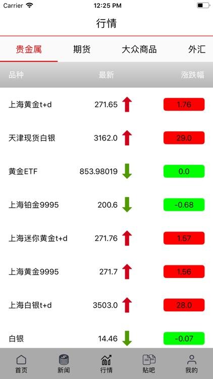 期货万事通 screenshot-3