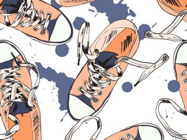 Sneakers are more than just 'footwear' they are a state of mind, they reflect your personality, your style
