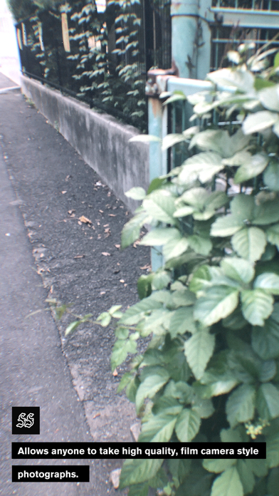 FastFilm Cameraのおすすめ画像1