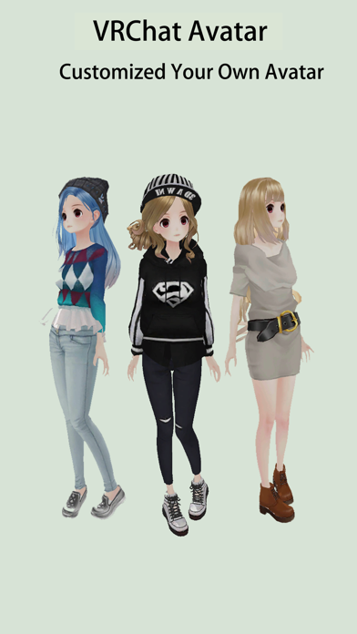 VR Avatar - Avatar for VRChat by Lidx com (iOS, United