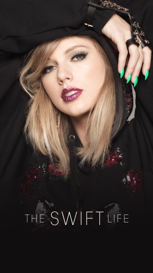 Taylor Swift The LifeTM On App Store