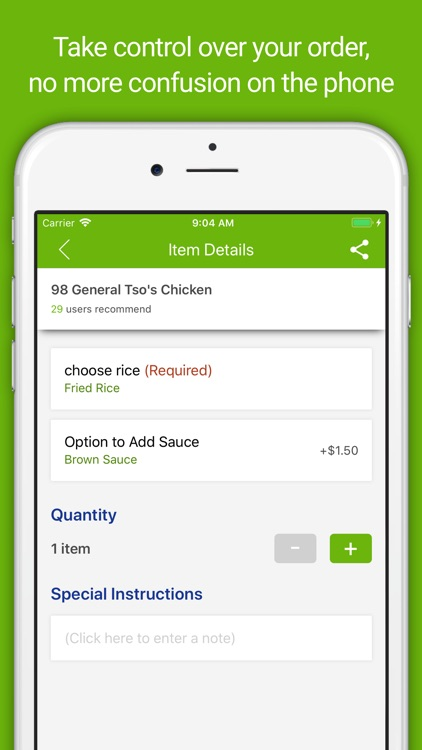 BeyondMenu Food Delivery screenshot-3