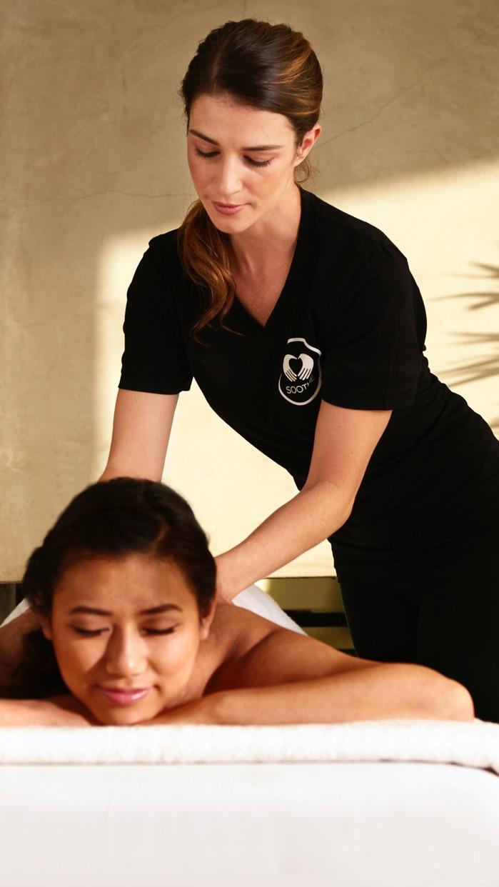 Soothe: In Home Massage Screenshot