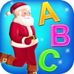Santa Run - Learning FlashCard