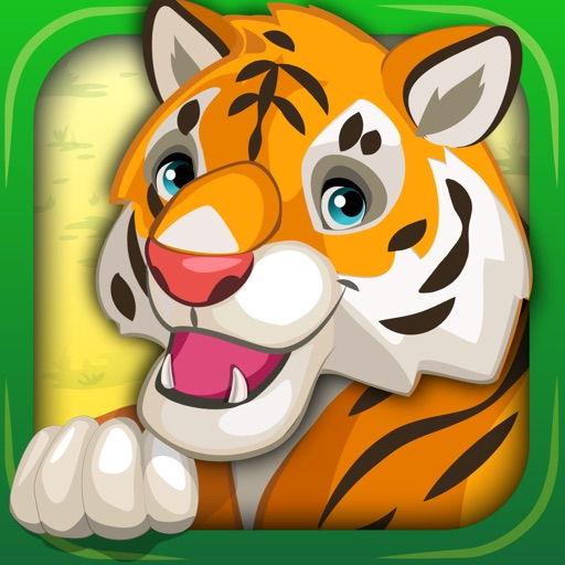Happy Zoo - Wild Animals